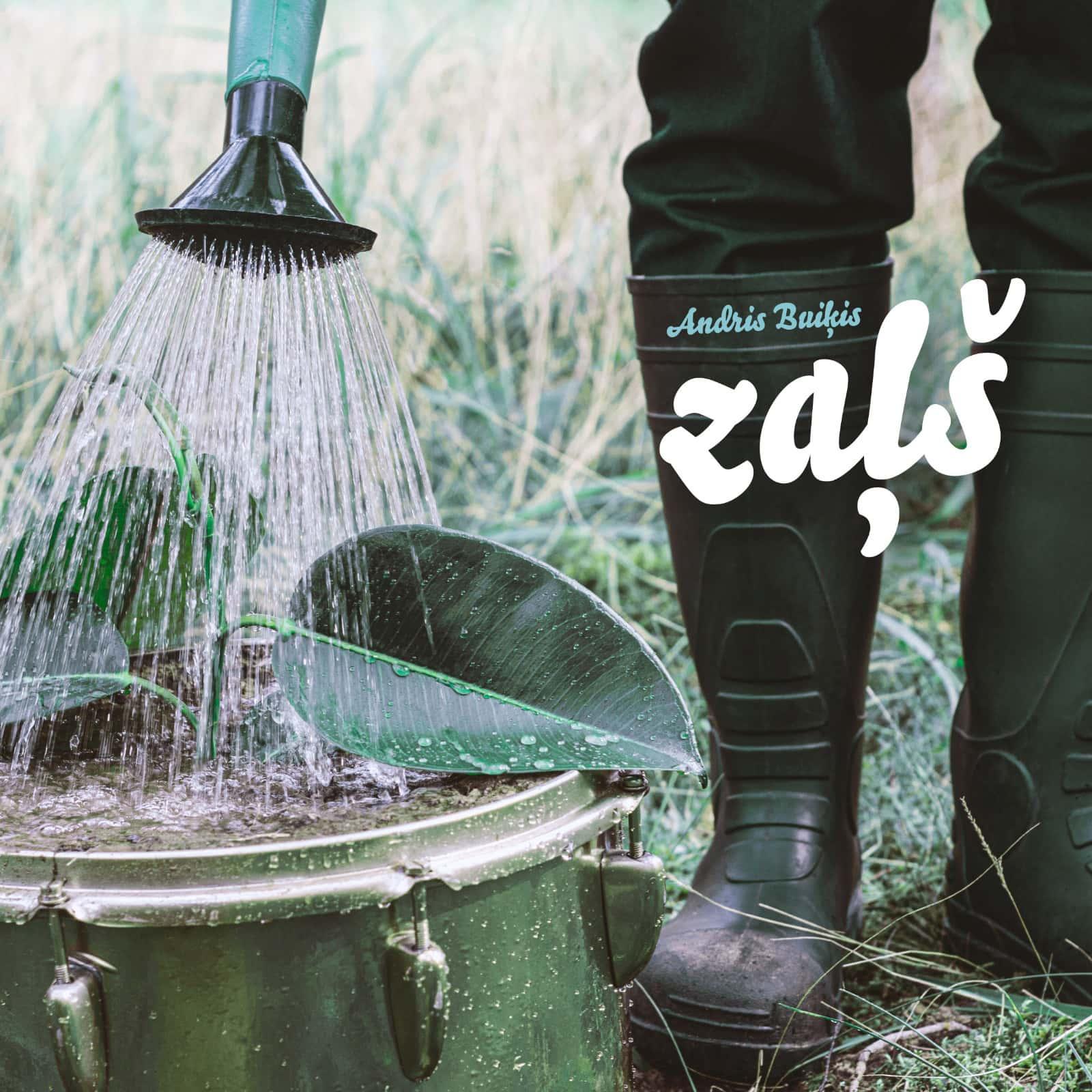 Andris Buiķis - Zaļš (Albums)